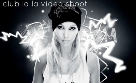 Katheine Club La la video