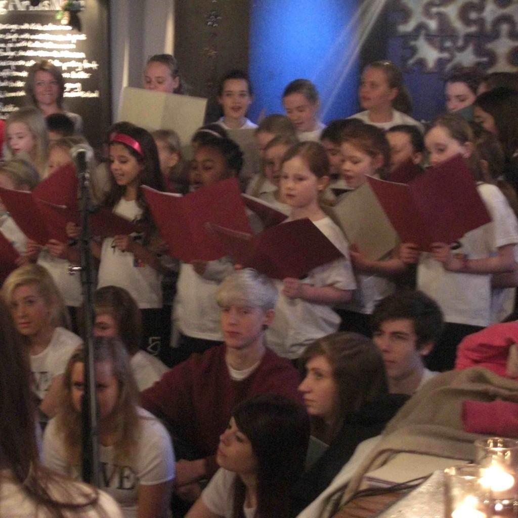 Famous 4.15, Carol Service, Christmas, Carols, singing, sing, dance, dancing, act, drama, performing arts, festive
