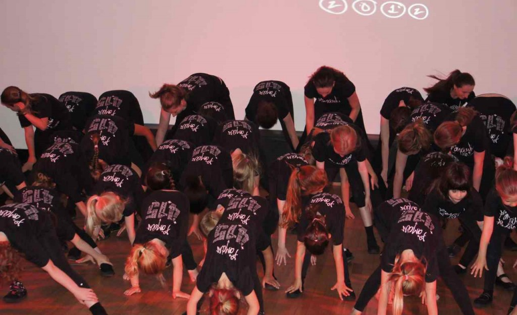 Famous 4.15 kids performing at the 'Famously Fresh' show, dancing, singing and drama! North East