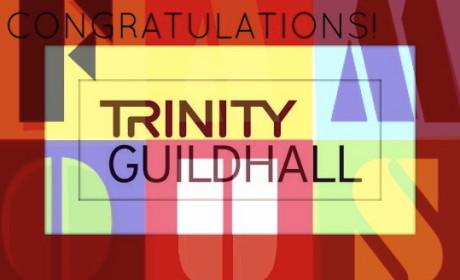 Trinity exam success