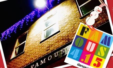 Famous4.15, Christmas, Lights, Festivities,