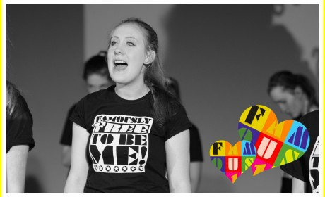 Kirsty, member, Famous4.15, sing, dance, act, drama, performance, shows