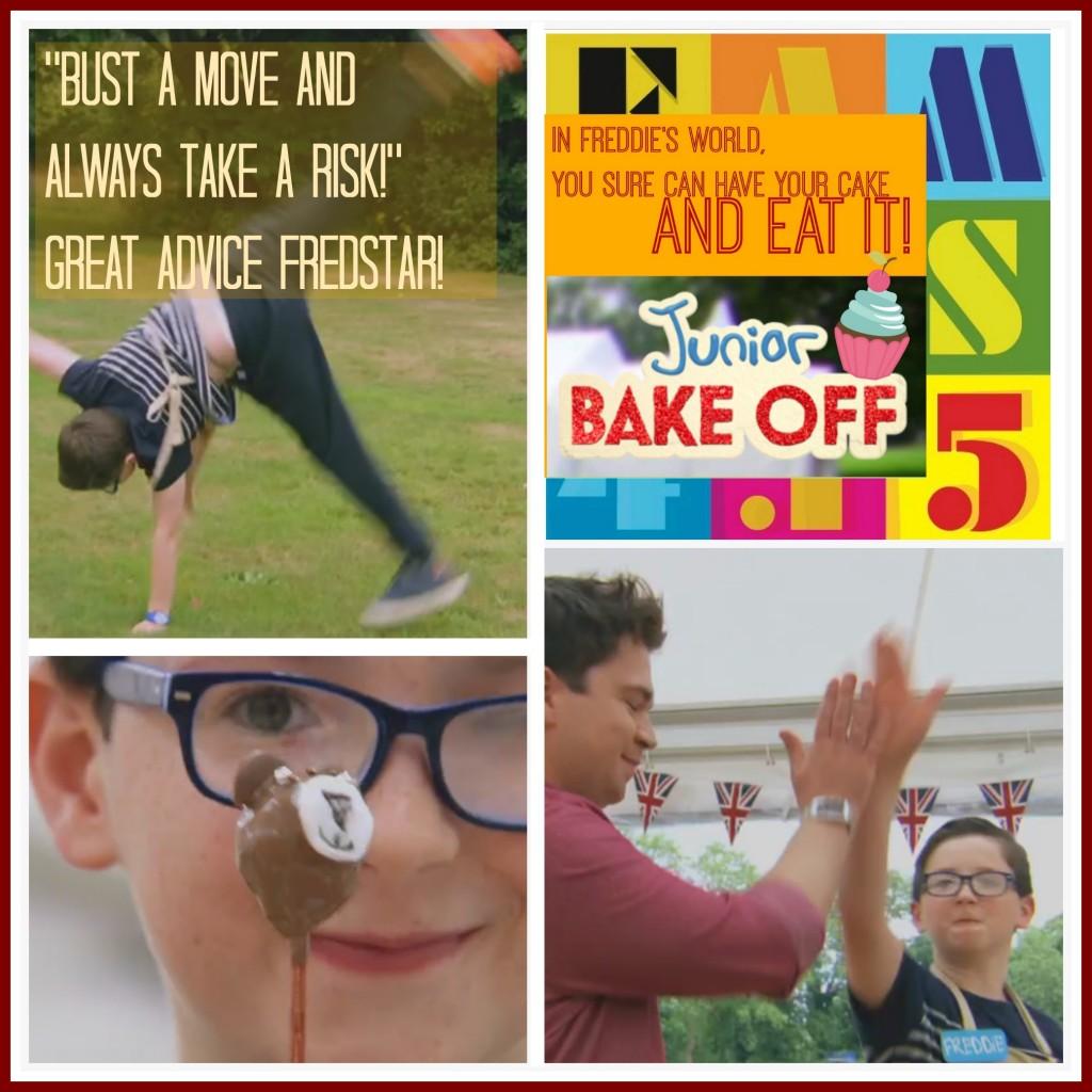 Famous4.15, Great British Bake Off, CBBC